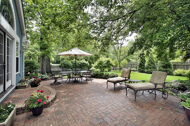 Luxury Brick Patios In St. Louis