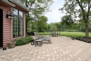 Custom Brick Patios In St. Louis