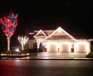 st louis holiday lighting services st louis lawn care company